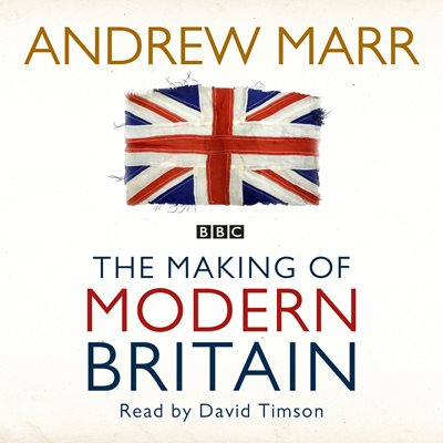 Book cover for The Making of Modern Britain