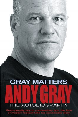 Book cover for Gray Matters