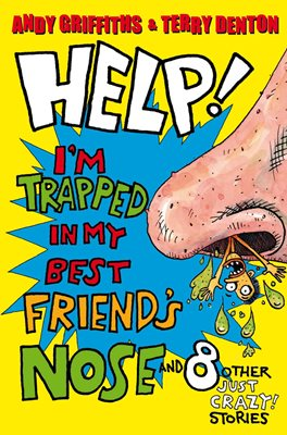 Book cover for Help! I'm Trapped in My Best Friend's...