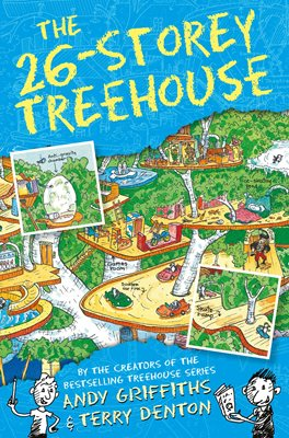 The 26-Storey Treehouse