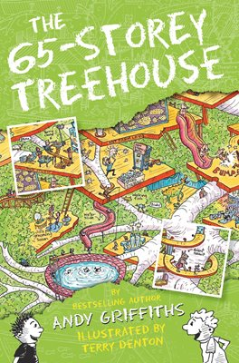 Book cover for The 65-Storey Treehouse