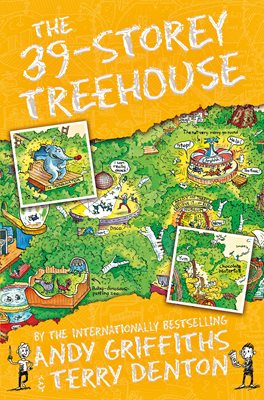 Book cover for The 39-Storey Treehouse