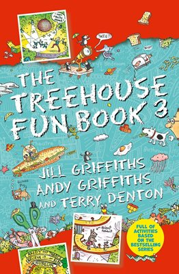 Book cover for The Treehouse Fun Book 3