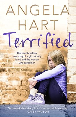 Book cover for Terrified