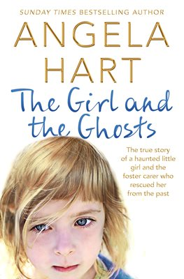Book cover for The Girl and the Ghosts