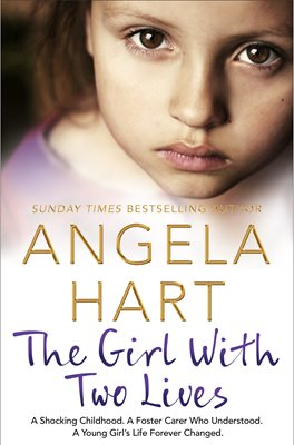 Book cover for The Girl With Two Lives