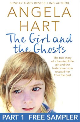 Book cover for The Girl and the Ghosts Free Sampler