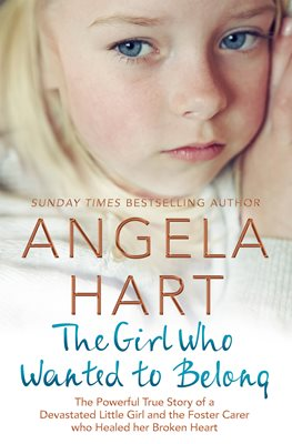 Book cover for The Girl Who Wanted to Belong