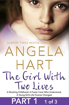 Book cover for The Girl With Two Lives Free Sampler