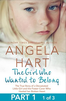 Book cover for The Girl Who Wanted to Belong Free...