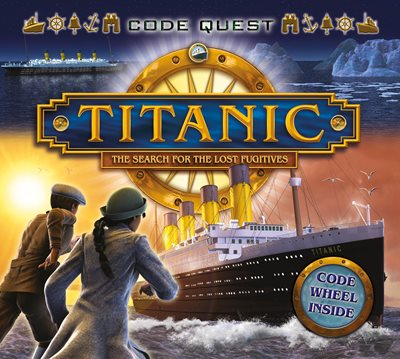 Book cover for CodeQuest: Titanic