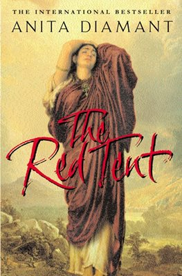 Book cover for The Red Tent