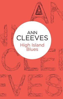 Book cover for High Island Blues