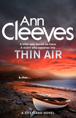 Book cover for Thin Air