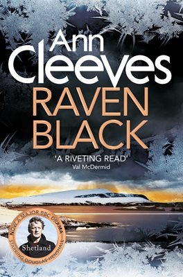Book cover for Raven Black