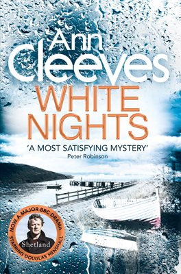 Book cover for White Nights