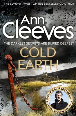 Book cover for Cold Earth