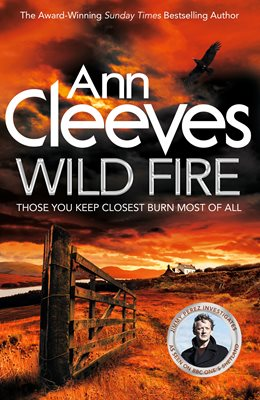Book cover for Wild Fire