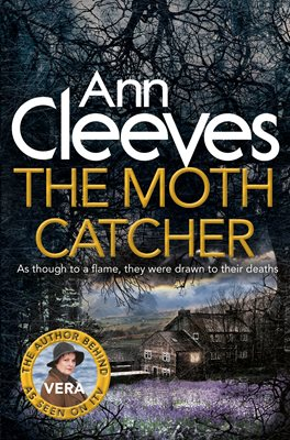 Book cover for The Moth Catcher
