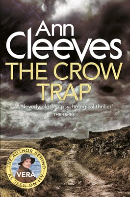 Book cover for The Crow Trap