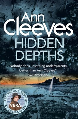 Book cover for Hidden Depths