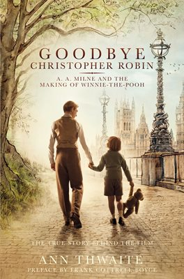 Book cover for Goodbye Christopher Robin