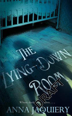 Book cover for The Lying Down Room