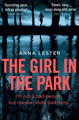 Book cover for The Girl in the Park