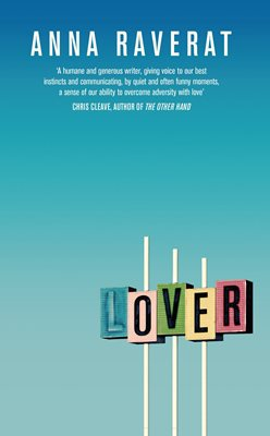 Book cover for Lover