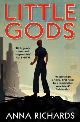 Book cover for Little Gods