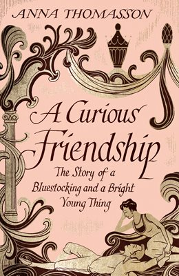 Book cover for A Curious Friendship