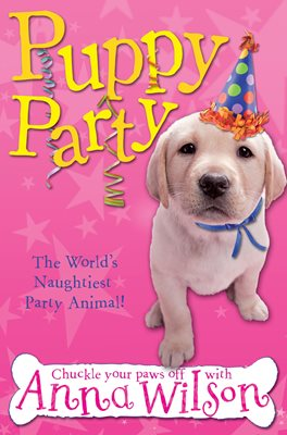 Book cover for Puppy Party