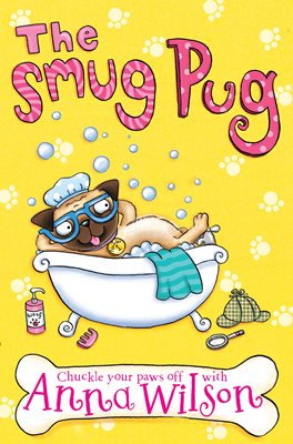 Book cover for The Smug Pug