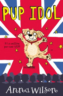 Book cover for Pup Idol