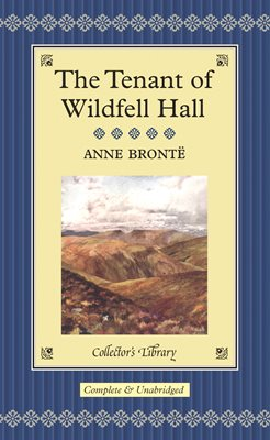 Book cover for The Tenant of Wildfell Hall