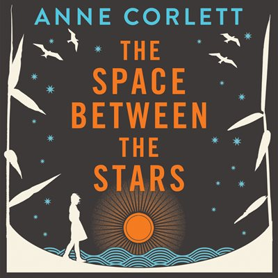 Book cover for The Space Between the Stars