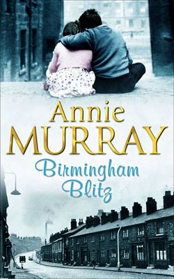 Book cover for Birmingham Blitz