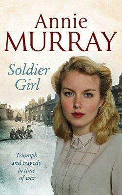 Book cover for Soldier Girl