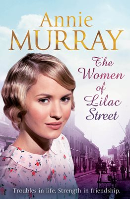 Book cover for The Women of Lilac Street