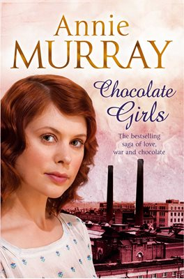 Book cover for Chocolate Girls