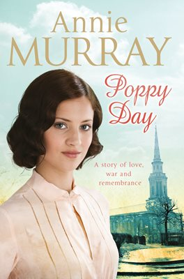 Book cover for Poppy Day
