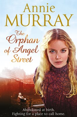 Book cover for The Orphan of Angel Street
