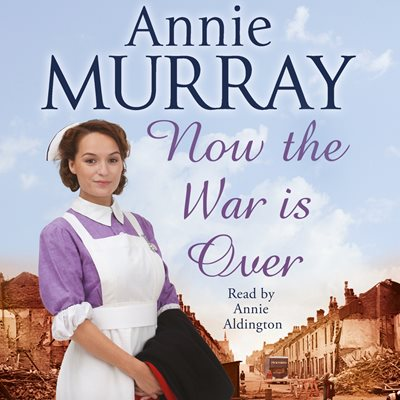 Book cover for Now The War Is Over
