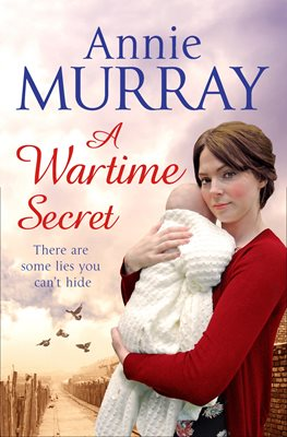 Book cover for A Wartime Secret