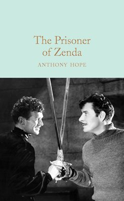 Book cover for The Prisoner of Zenda