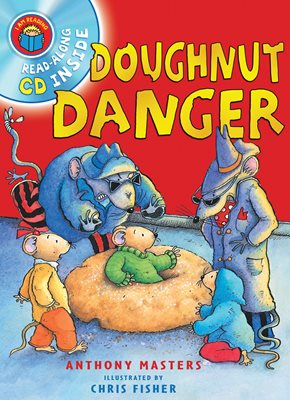 Book cover for I Am Reading with CD: Doughnut Danger
