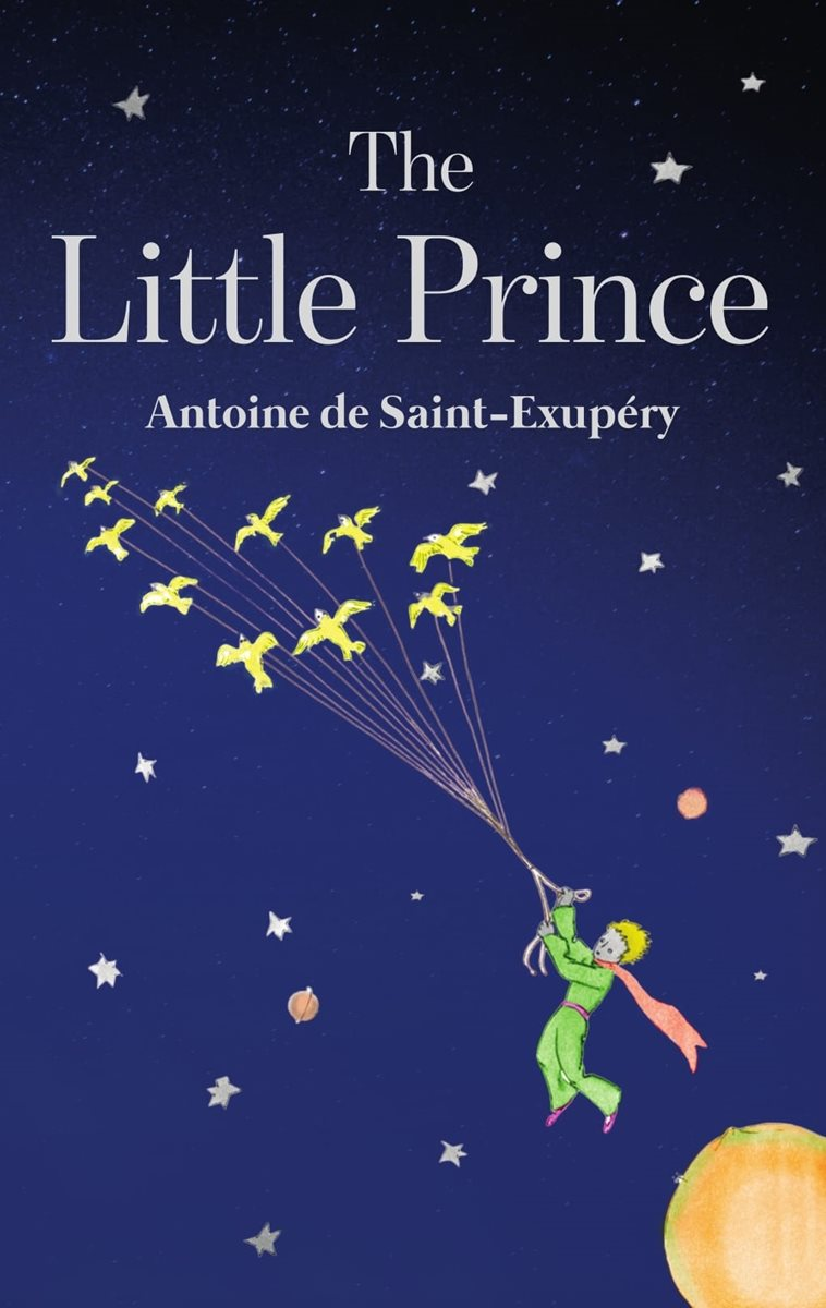 the little prince by antoine de Today i want to share the little prince notes i took while rereading it it's a  timeless piece about the beauty, friendship and the meaning of life.
