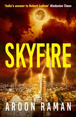 Book cover for Skyfire