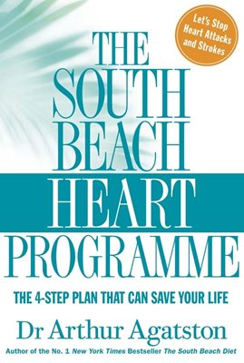 Book cover for The South Beach Heart Programme
