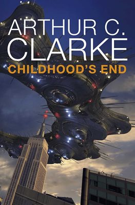 Book cover for Childhood's End